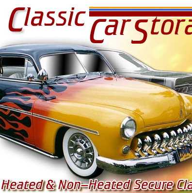 Secure Heated Classic Car Storage